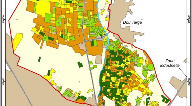 Résilience, résistance et reconnaissance Destin de l'agriculture urbaine oasienne à Tiznit (Maroc)