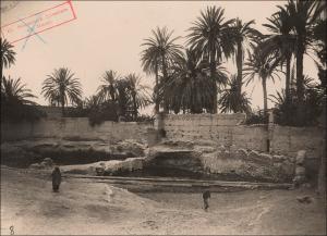Source de Tiznit début années 1920