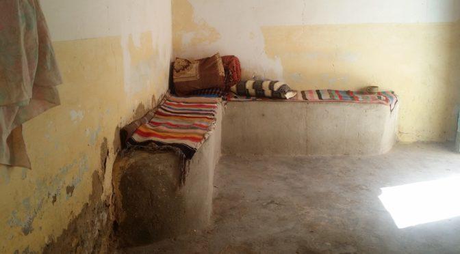 Sguifa : lieu de mémoire tendre d'une ville. Savoir vivre ancestral et mode de vie oasien