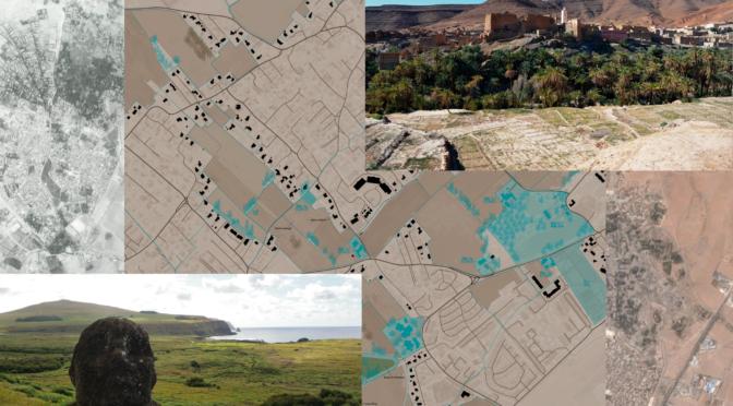 Journée d'étude : Urbanisme, architecture, agriculture au défi des changements climatiques et environnementaux