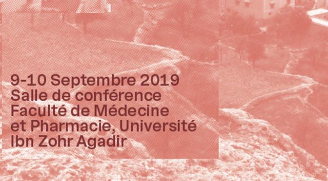 """Programme du symposium """"DESSINER DES (ÉCO)SYSTÈMES AGRO-URBAINS RÉSILIENTS. Urbanisme, architecture et agriculture au défi du changement climatique"""""""